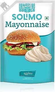 Amazon Brand - Solimo Eggless Mayonnaise, 900g