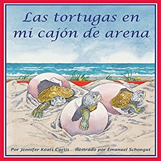 Las tortugas en mi cajón de arena [Turtles in My Sandbox] cover art