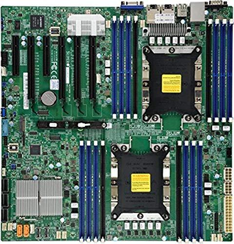 Supermicro X11DPI-NT Server Motherboard - Intel Chipset - Socket P LGA-3647-1 x Retail Pack
