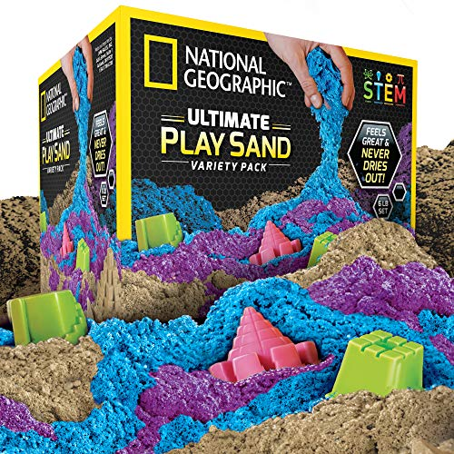 National Geographic Kinetic Sand