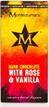Montezuma's Dark Choclate with Rose and Vanilla 100 grams (Limited edition)