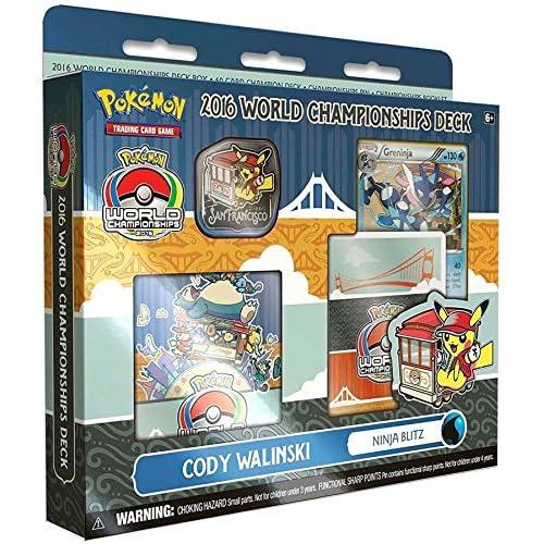 Pokemon Championship Deck: Amazon com