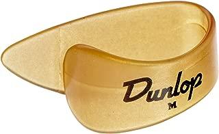 Dunlop 9072P Ultex Thumbpicks, Medium, 4/Player's Pack