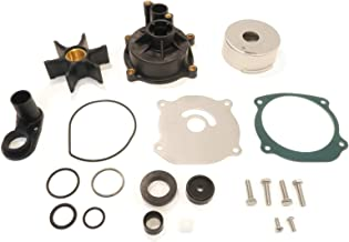 Evinrude Johnson Outboard Looper 120,130,140 HP V4 150,175 HP 60 Degree.V6 Replaces 5001594 Water Pump Kit
