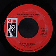 i'll be your santa, baby / christmas comes but once a year 45 rpm single