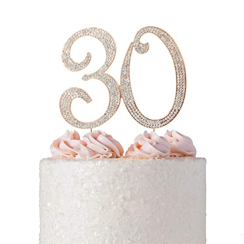 Phenomenal 30Th Birthday Cake Topper Amazon Com Funny Birthday Cards Online Inifodamsfinfo