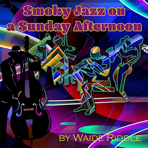 """Smoky Jazz on a Sunday Afternoon"": ...jazz fever... audiobook cover art"