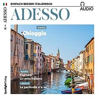 """ADESSO audio - Le particelle """"ci"""" und """"ne"""". 7/2017 Titelbild"""