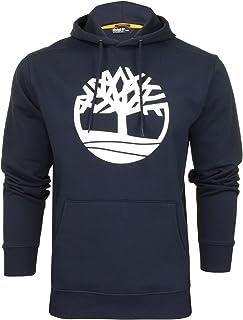 Timberland Sweatshirt Core Logo u10 Dark Sapphirewhite