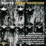 Bartók : Mikrokosmos 5 et autres oeuvres pour piano. Tiberghien.