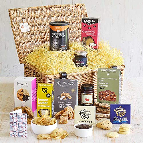 Gluten Free Supreme Hamper - Luxury British Gift Hamper - Gift Card Included