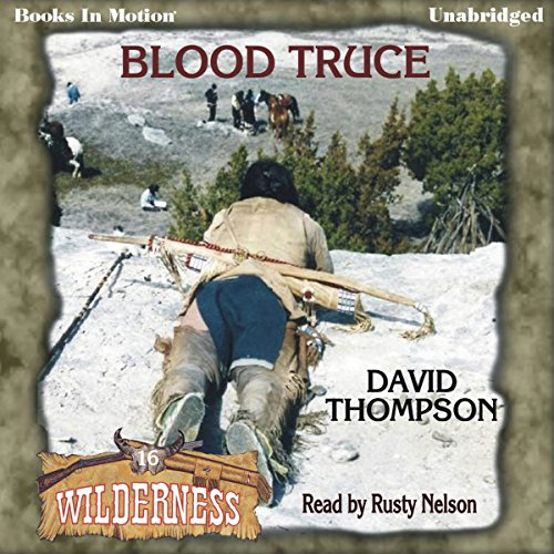 Blood Truce audiobook cover art