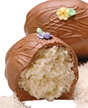 chocolate nougat easter egg