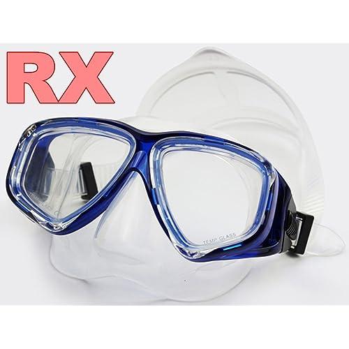 1d44a875f2e1 YEESAM Art Diving Snorkeling Prescription Mask Nearsighted Myopia - Scuba  Dive Snorkel Mask Nearsighted Prescription RX