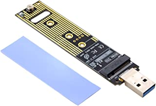 CY USB 3.0 to Nvme M-Key M.2 NGFF SSD External PCBA Conveter Adapter Card Flash Disk Type