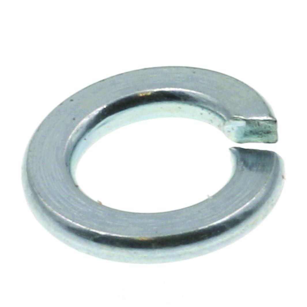 Prime-Line 9081832 Medium Split Lock Washers, #6, Zinc Plated Steel, 100-Pack