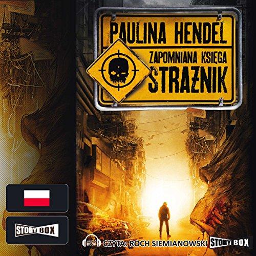 Strażnik (Zapomniana księga 1) audiobook cover art