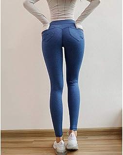 Beiziml Leggings Yoga High Waist Sport Leggings Push Up Pants Running Women Scrunch Butt Leggings Jogging Pants for Women ...