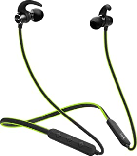 boAt Rockerz 255 Sports in-Ear Bluetooth Neckband Earphone with Mic(Neon)