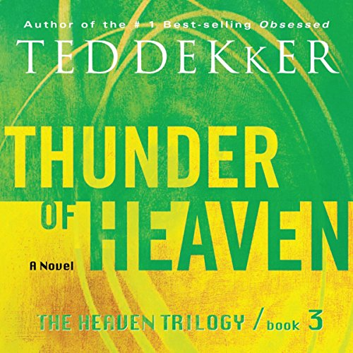 Thunder of Heaven: The Heaven Trilogy, Book 3 Titelbild