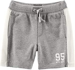 OshKosh B'Gosh Baby Boys' Grey French Terry Shorts 6-9 Months