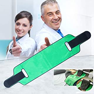 La Correa De Transferencia De La Honda De La Elevación Del Paciente, Correa Médica Con