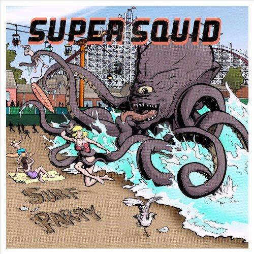 Super Squid Surf Party