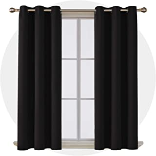 Best wine blackout curtains Reviews