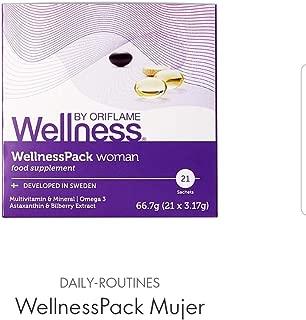 wellness pack woman oriflame