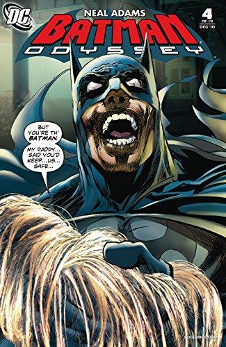 Batman: Odyssey (2010-2011) #4 (Batman: Odyssey (2011-2012)) (English Edition)