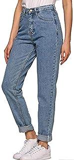 e0654b1491f2 Suchergebnis auf Amazon.de für: Boyfriend Jeans Damen - Hoher Bund ...