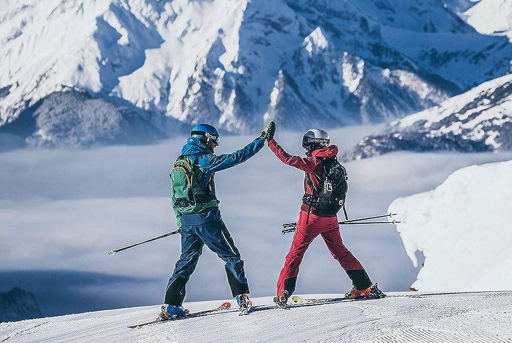 Balaclava Adjustable Winter Gaiter with Elastic Strap Cord, Warm Ski Equipment