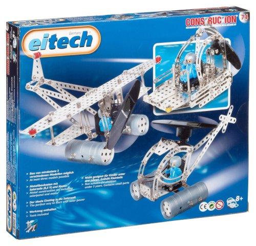Eitech - Aviones y Helicóptero (300 piezas)