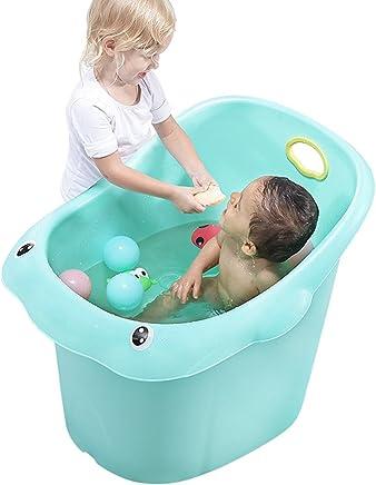 Vasca Da Bagno Per Bambini Grandi.Amazon It Sgabello Bambini Bagno Vasche Da Bagno Con Piedini