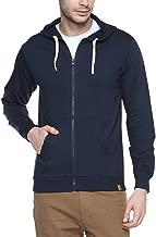 Campus Sutra Full Sleeve Zipper Hoodie for Men