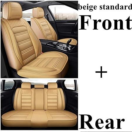 bracciolo Laterale compatibili con sedili con airbag I rmg-distribuzione Coprisedili compatibili per Freelander Versione R39S0403 1997-2006