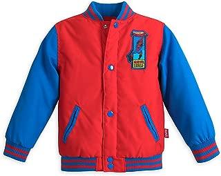 Spider-Man Varsity Jacket for Boys - Red