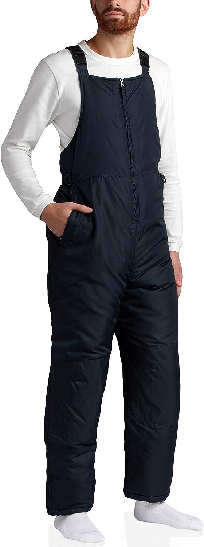 CHEROKEE Men/'s Insulated Snow Bib Ski Overalls Plus Size Avail