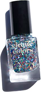 Cirque Colors Glitter Nail Polish - XX - Holographic - 0.37 fl. oz. (11 ml) - Vegan, Cruelty-Free, Non-Toxic Formula