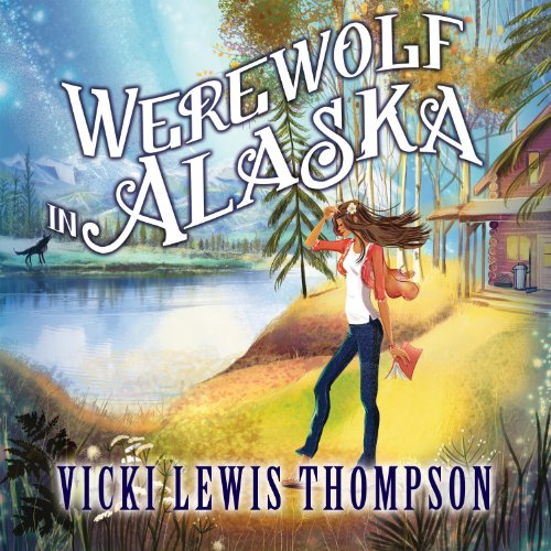 Werewolf in Alaska audiobook cover art