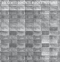 Sol Lewitt: Concrete Block Structures by Michael Brenson (2002-12-06)
