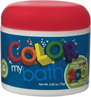 Color My Bath Respetuoso con el Medio Ambiente Cambia de Color baño Tablets, 200 Unidades