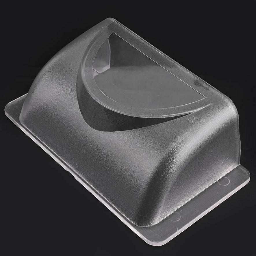 偏心カロリーつかむ防水シェルアクセスコントロールシェル、プラスチック製レインカバー、出席機用家庭用指紋認証デバイス用アクセスコントロールキーパッド用