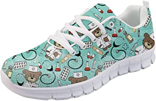 Nopersonality Baskets Mode Chaussures de Sport Femme Running Léger Respirantes Course Sneakers Multisports Outdoor Casual