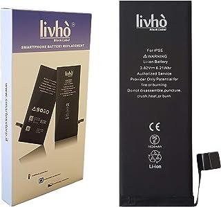livhò® Black Label Batterij compatibel met iPhone SE