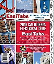 2016 California Electrical Code, Title 24 Part 3 Loose-leaf EasiTabs