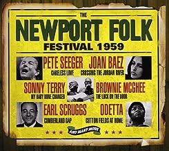 newport folk festival 1959 cd