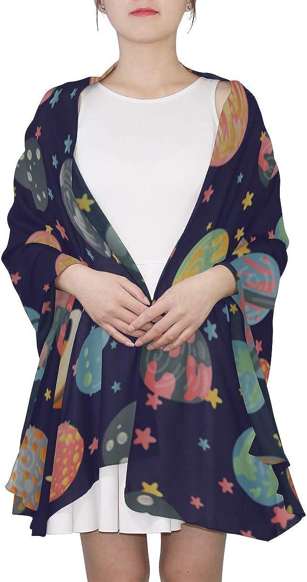Soft Wrap Shawl Blue Galaxy Secrety Space Womans Shawl Wrap Xl Scarfs For Women Lightweight Print Scarves Headbands Scarf For Women Womens Fashion Scarfs Lightweight