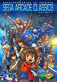 Hardcore Gaming 101 Presents: Sega Arcade Classics Vol. 1 (Revised Edition)