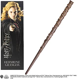 The Noble Collection Hermione Granger PVC Wand and Prismatic